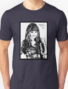 Kenzi Sketch Unisex T-Shirt