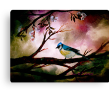 Look A New Day... Canvas Print