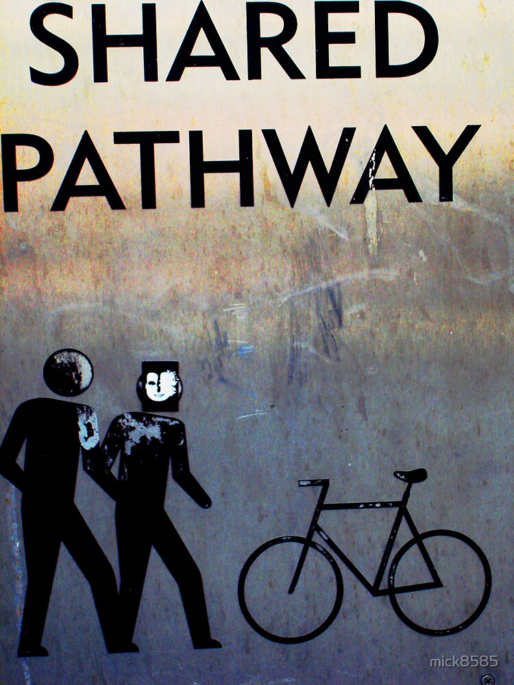 shared pathway by mick8585