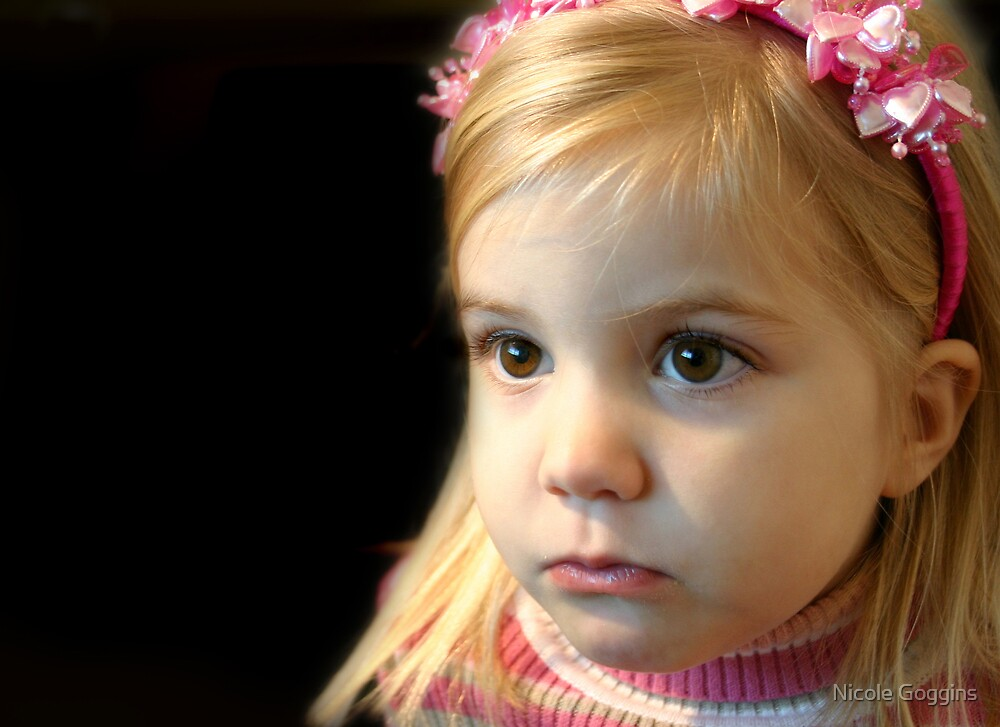Little princess by Nicole Goggins