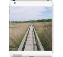 Marsh Boardwalk iPad Case/Skin