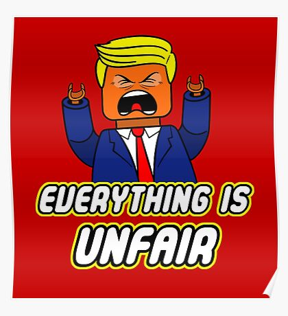 Everything Is Unfair Poster