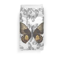 Bullet with Butterfly Wings Duvet Cover