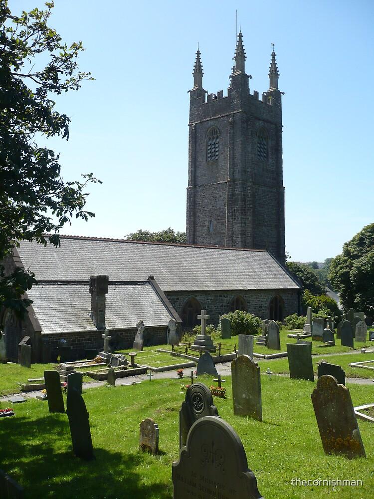 Stratton Church Rear by thecornishman