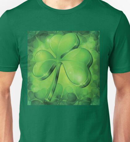 St Paddy's Day Super Shamrock Shirt Unisex T-Shirt