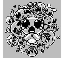 Binding of Isaac Two Tone Photographic Print