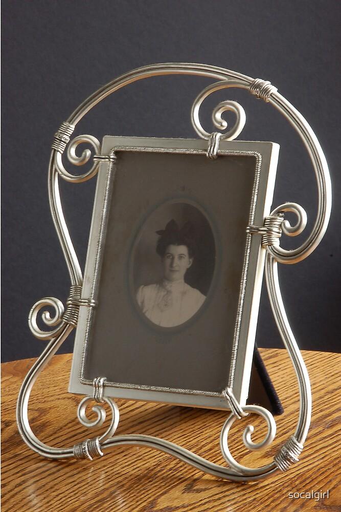 Grandma Framed by socalgirl