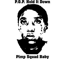 Pimp Squad Baby Photographic Print