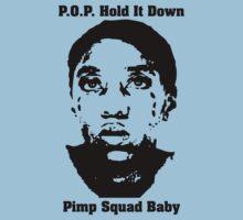 Pimp Squad Baby Kids Clothes
