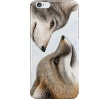Vanishing Canids iPhone Case/Skin