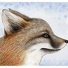 Vanishing Canids by Mariya Olshevska