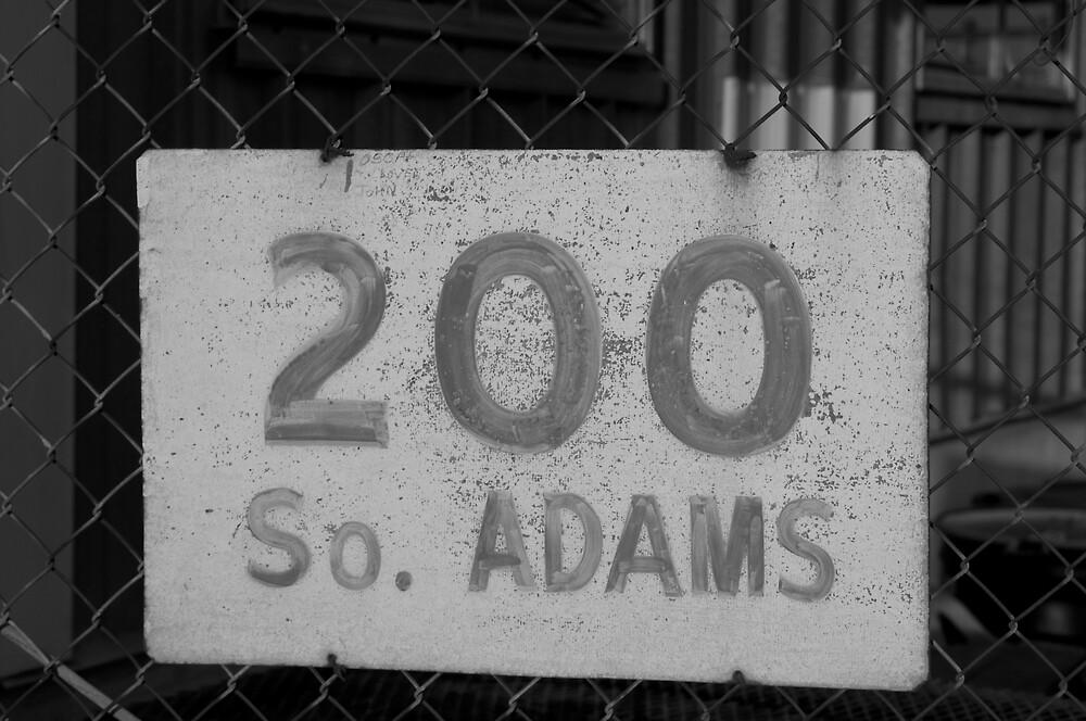 200 So. Adams by Morven