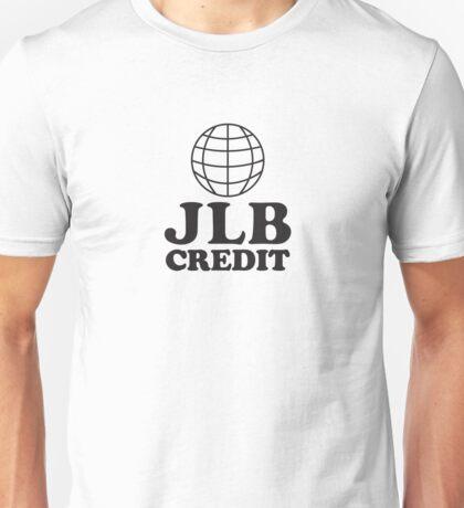 JLB Credit Unisex T-Shirt