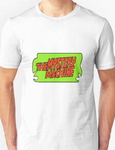 Mystery Machine  T-Shirt