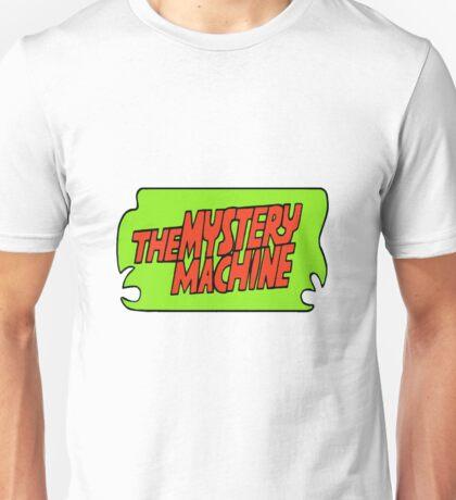 Mystery Machine  Unisex T-Shirt