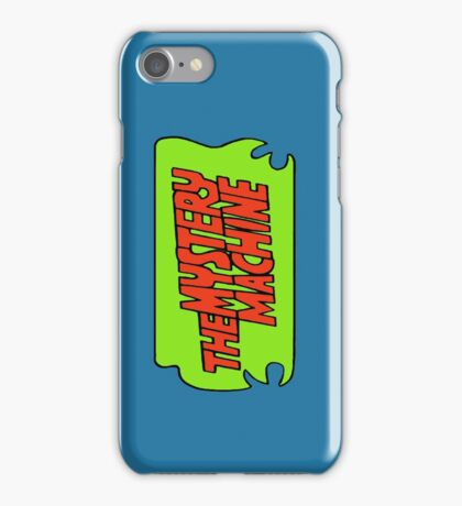 Mystery Machine iPhone Case/Skin