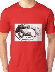 Sleeping mice Unisex T-Shirt