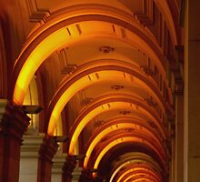 Arches by Leigh  Parkin