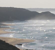 Johanna Beach by deborah