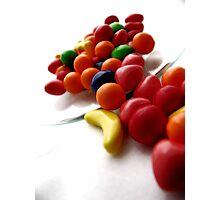 Candy1 Photographic Print