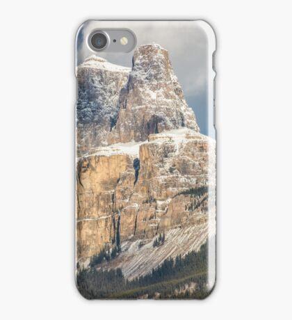 Craggy Castle Mountain iPhone Case/Skin