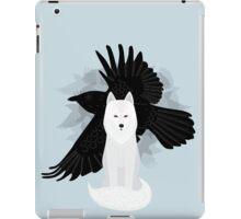 Ghost the Crow iPad Case/Skin
