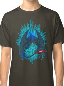 Game of Dragons - HTTYD2/GoT (NO Text) Classic T-Shirt