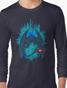 Game of Dragons - HTTYD2/GoT (NO Text) Long Sleeve T-Shirt