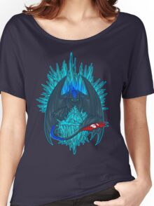 Game of Dragons - HTTYD2/GoT (NO Text) Women's Relaxed Fit T-Shirt