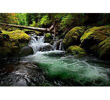 Green Water ~ Wildcat Creek ~ Photographic Print