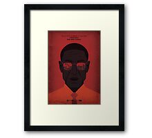 Breaking Bad - Más Framed Print