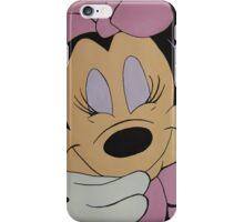Guache Pastel Mouse iPhone Case/Skin