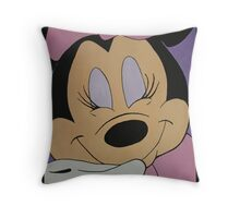 Minnie Mouse Throw Pillow