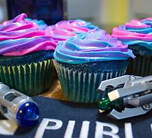 Timey Wimey Cupcakes by CainVoorhees