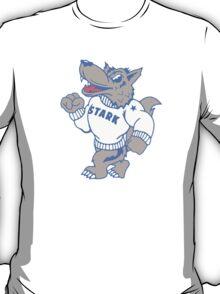 Stark Direwolves Mascot T-Shirt