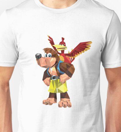 Banjo-Kazooie Minimalist Design Unisex T-Shirt