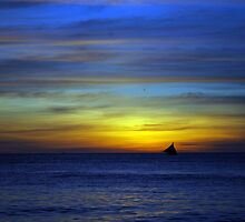 Boracay Sunset 2 by Suze Chalmers