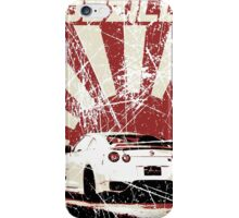 Japan Godzilla - GTR iPhone Case/Skin
