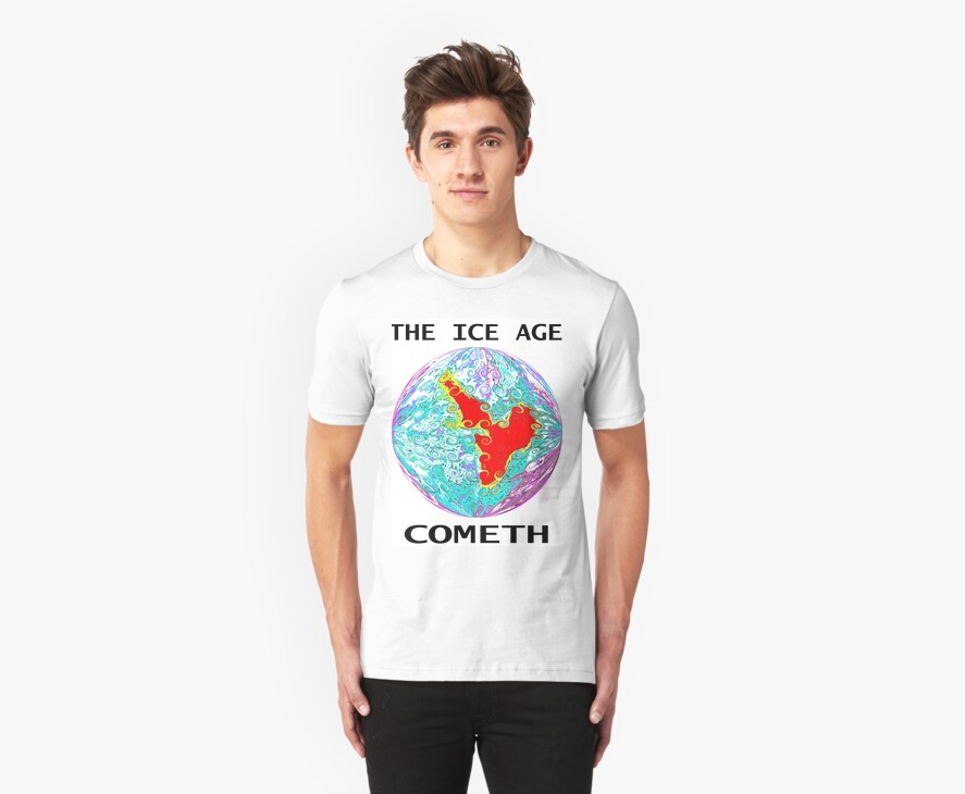 The Iceage Cometh by robert murray