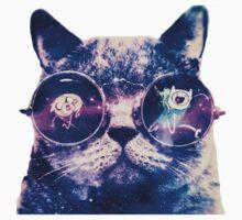 Adventure Time Cat T-Shirt