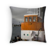 Yelta Throw Pillow
