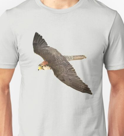 Laner Falcon in flight Unisex T-Shirt