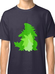 Tyranitar Evolutionary Line Classic T-Shirt