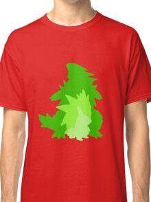Tyranitar Evolutionary Line Classic T-Shirt