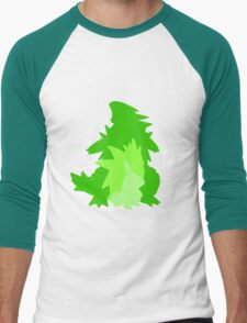 Tyranitar Evolutionary Line Men's Baseball ¾ T-Shirt