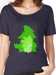 Tyranitar Evolutionary Line Women's Relaxed Fit T-Shirt