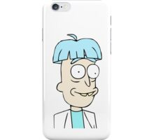 Doofus Rick iPhone Case/Skin
