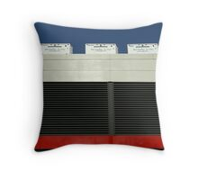 We deliver to you. Throw Pillow