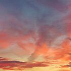 Sky Painting by Cynthia48