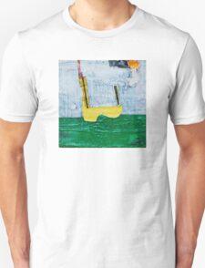 Lawn Raft Unisex T-Shirt
